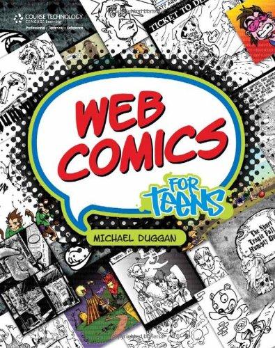 9781598634679: Web Comics for Teens