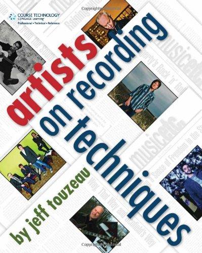 9781598635133: Artists on Recording Technique