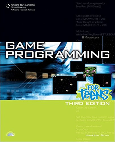 9781598635188: Game Programming for Teens, 3rd Edition (FBLA - All)