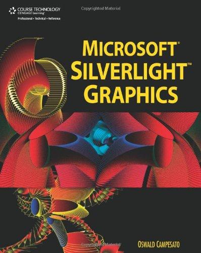 9781598635379: Microsoft Silverlight Graphics