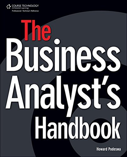 9781598635652: The Business Analyst's Handbook
