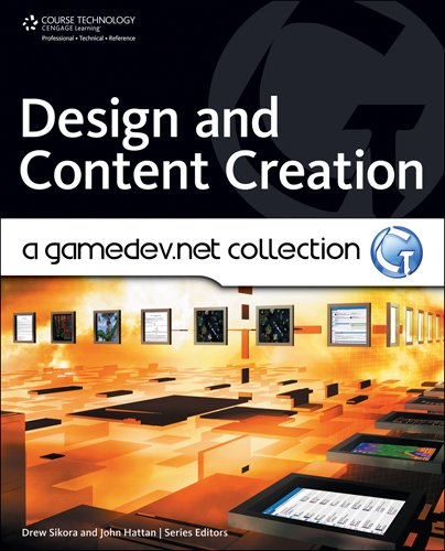 9781598638080: Design and Content Creation: A GameDev.net Collection (Course Technology Ptr)