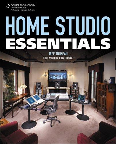 9781598638394: Home Studio Essentials