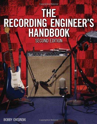 9781598638677: The Recording Engineer's Handbook