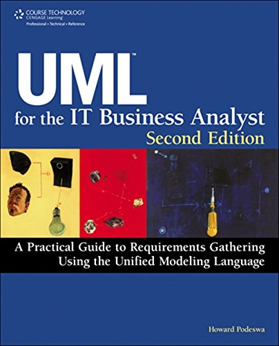 9781598638684: UML For The IT Business Analyst