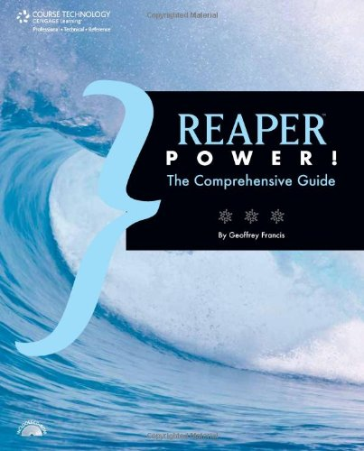 9781598638790: REAPER Power!: The Comprehensive Guide