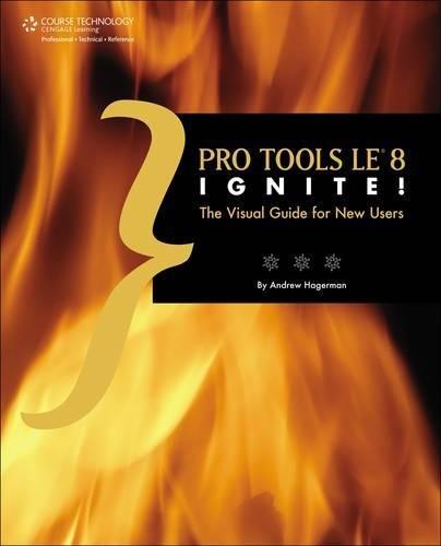 9781598638868: Pro Tools LE 8 Ignite!