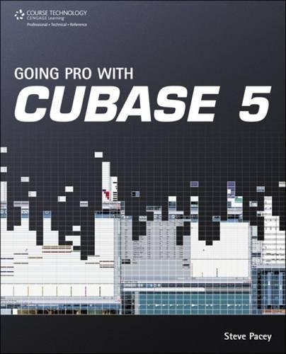 9781598639711: Going Pro with Cubase 5