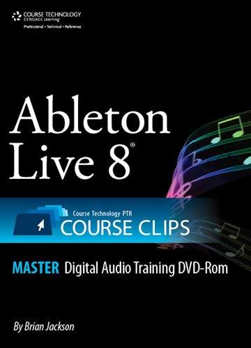 9781598639902: Ableton Live 8