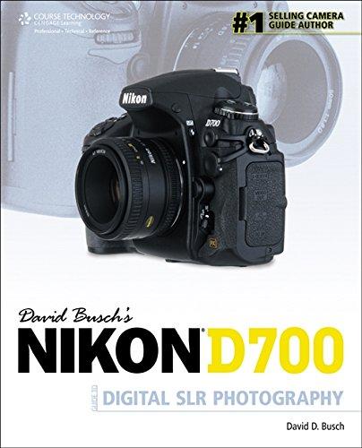 9781598639926: David Busch's Nikon D700: Guide to Digital SLR Photography