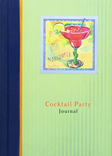 Traditional Cocktail Party Journal: Avalanche