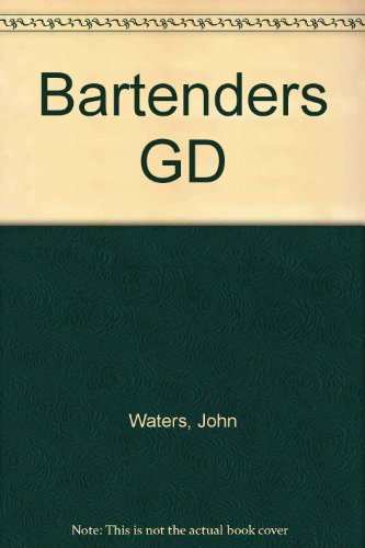 9781598691139: Bartenders Guide: An A to Z Companion to All Your Favorite Drinks