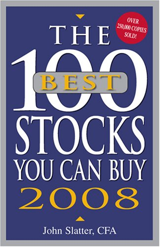 9781598691665: The 100 Best Stocks You Can Buy, 2008