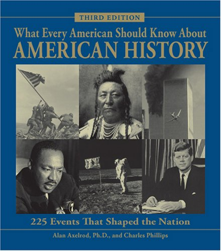9781598694284: What Every American Should Know About American History: 225 Events that Shaped the Nation