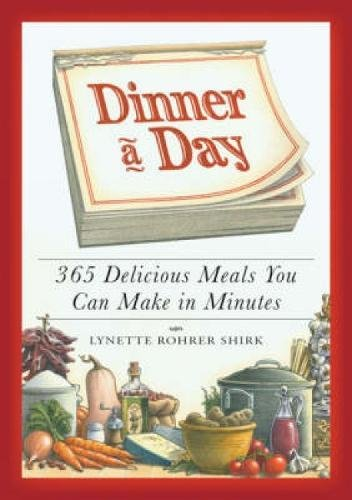 Dinner a Day for People with Diabetes Creative & Healthy Recipes for Every Night of the Year: ...