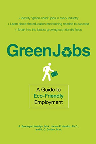 9781598698725: Green Jobs: A Guide to Eco-Friendly Employment