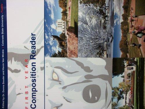 First Year Composition Reader Colorado State University - Pueblo