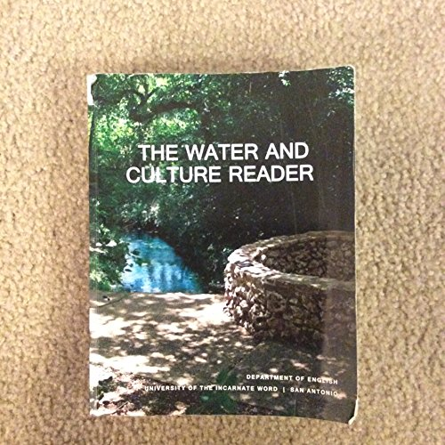 9781598714654: The Water and Culture Reader