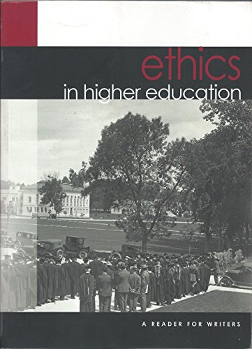 9781598717235: ETHICS IN HIGHER EDUCATION:READER