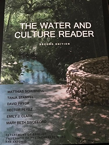 9781598717389: The Water and Culture Reader (second edition)