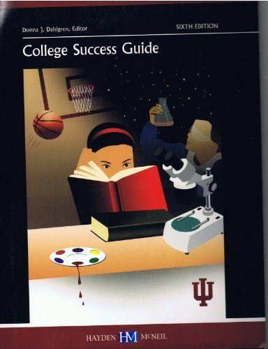 9781598717747: College Success Guide, Indiana University Southeast