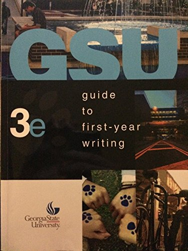 9781598718614: GUIDE TO FIRST-YEAR WRITING >CUSTOM<