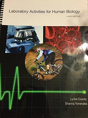 9781598718713: Laboratory Activities for Human Biology (Sixth Edition)