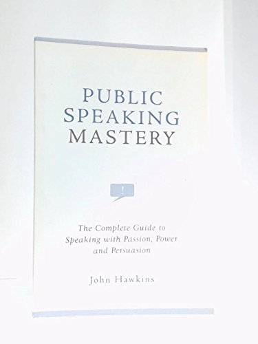 9781598726435: Public Speaking Mastery
