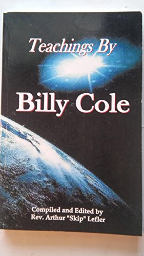 9781598726879: Teachings By Billy Cole