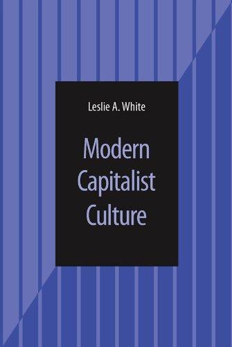 9781598741575: Modern Capitalist Culture