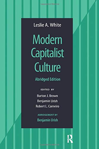 9781598741582: Modern Capitalist Culture, Abridged Edition