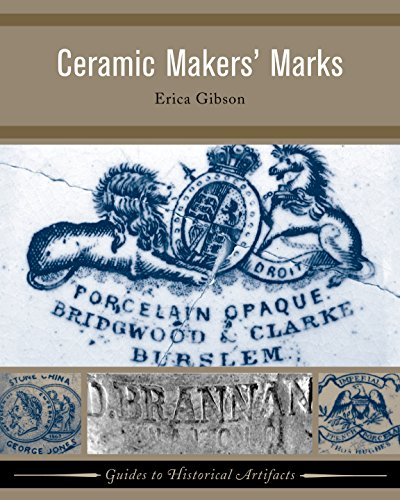 9781598741889: Ceramic Makers' Marks (Guides to Historical Artifacts)
