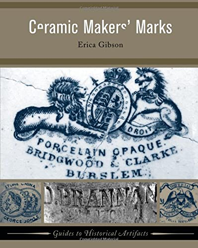 9781598741896: Ceramic Makers' Marks (Guides to Historical Artifacts)