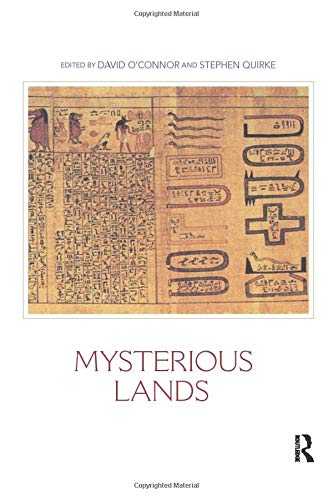 9781598742077: Mysterious Lands (Encounters with Ancient Egypt)