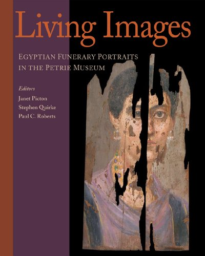 9781598742510: Living Images: Egyptian Funerary Portraits in the Petrie Museum (UCL Institute of Archaeology Publications)