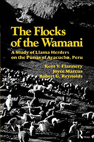 9781598744606: The Flocks of the Wamani: A STUDY OF LLAMA HERDERS ON THE PUNAS OF AYACUCHO, PERU