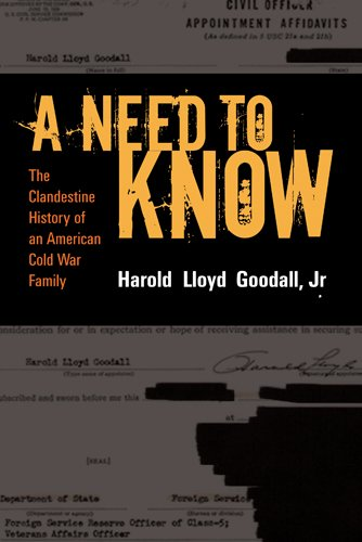 9781598747867: A Need to Know: The Clandestine History of a CIA Family