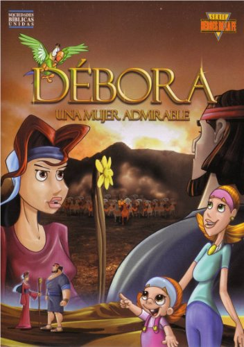 TLA SPANISH HEROES DE LA FE DVD DEBORA (Spanish Edition) (1598770845) by American Bible Society