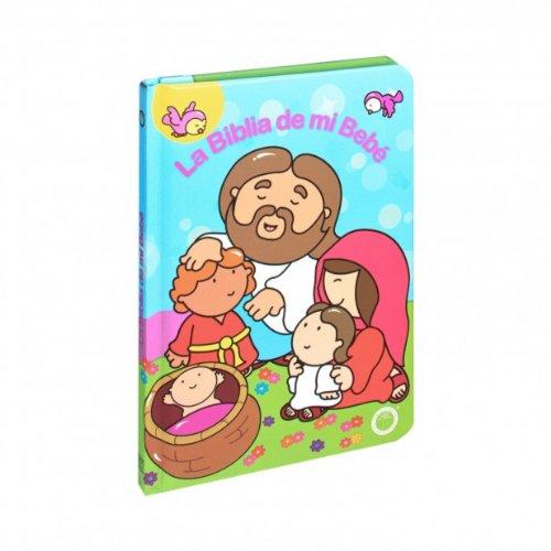 9781598771954: Tla Spanish My Baby's Bible (Spanish Edition)