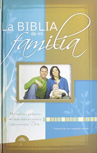 9781598772029: La Biblia de Mi Familia-Tla