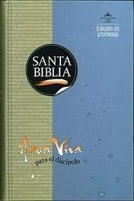 9781598773569: Santa Biblia-Rvr 1960-Aqua Viva Para El Discipulo (Spanish Edition)