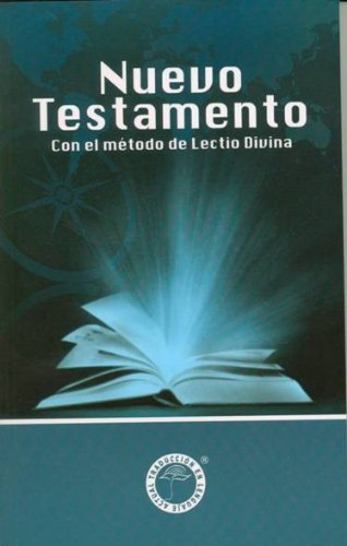 TLA New Testament with Lectio Divina Method (Spanish Edition) (9781598773590) by American Bible Society