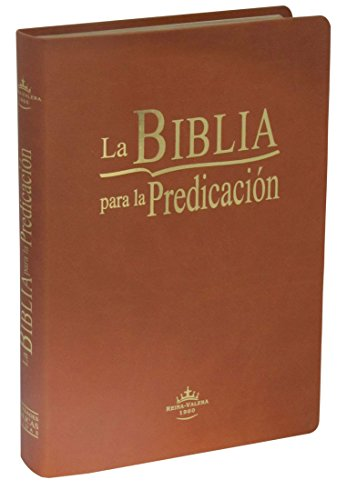 9781598774443: Reina Valera 1960 Bible - Bible for Sermons (Spanish Edition)
