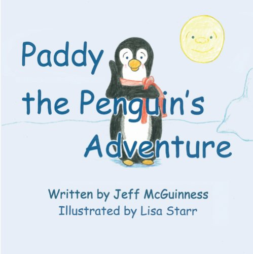 9781598792294: Paddy the Penguin's Adventure