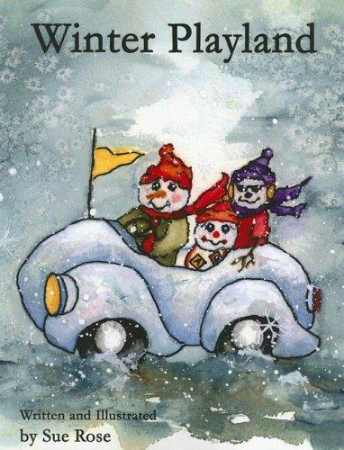 9781598793000: Winter Playland