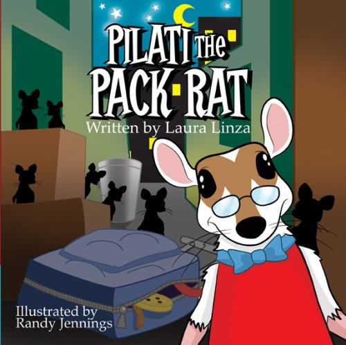 9781598794915: Pilati the Pack Rat