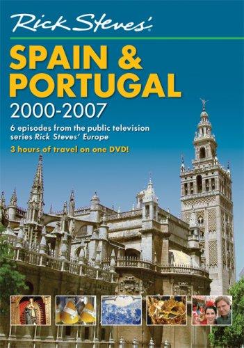 9781598800739: Rick Steves' Spain and Portugal DVD 2000-2007 (Rick Steves)