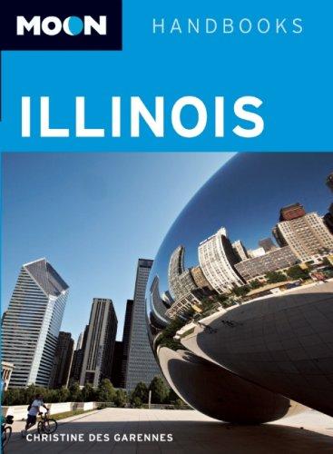 9781598800937: Moon Illinois (Moon Handbooks)
