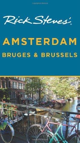 9781598801033: Rick Steves' Amsterdam, Bruges and Brussels