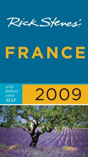 9781598801101: Rick Steves' France 2009